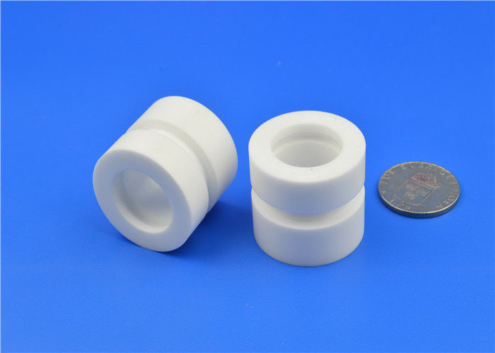 Low Thermal Expansion Small Ceramic Insulator Thermal Alumina Ceramic Insulators