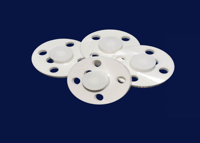 customized dimension porous disc machining high precision ceramic components