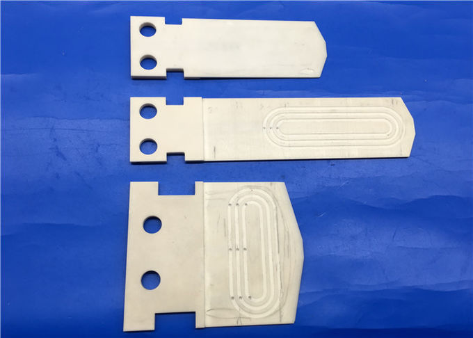 customized precision industrial ceramic injection molding machined zirconia ceramic parts